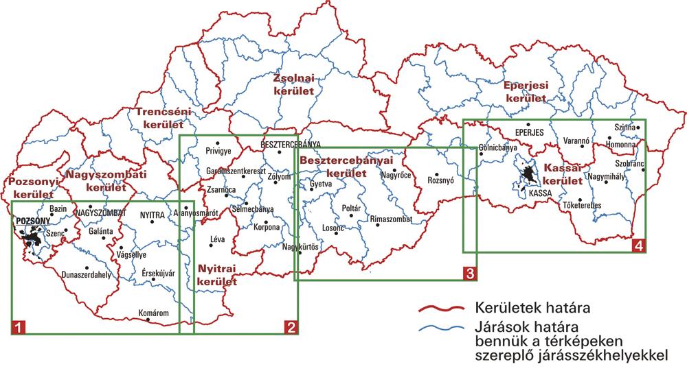 felvidék térkép Felvidék térkép felvidék térkép